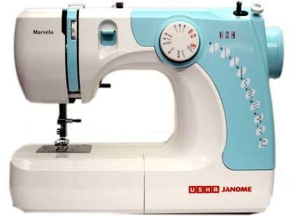 Usha Janome Marvela 60-Watt Sewing Machine Image
