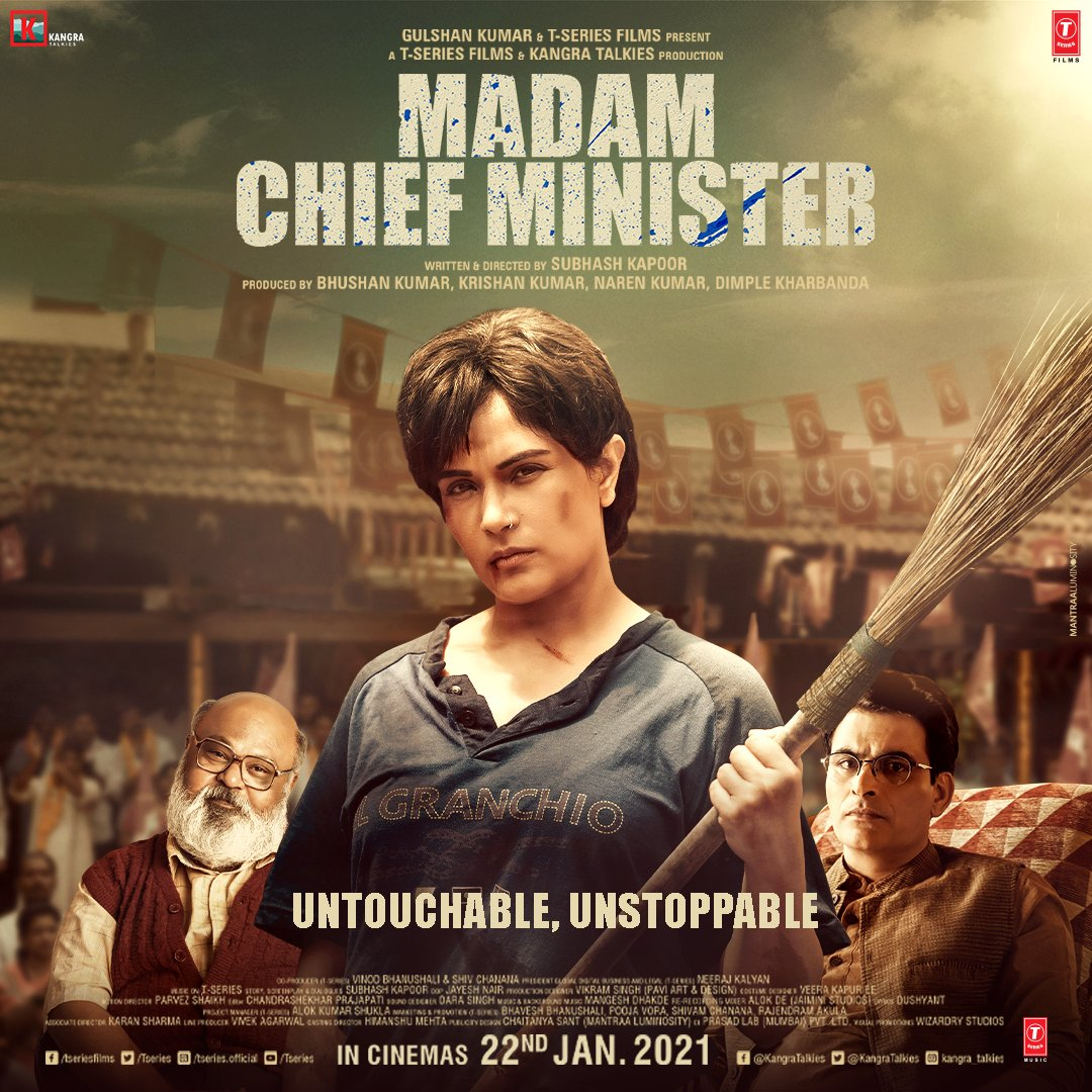 Madam Chief Minister Image