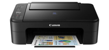 Canon E3170 All-in-One Inkjet Color Printer with PG47 Image