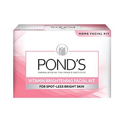 Ponds Vitamin Skin Brightening Facial Kit Image