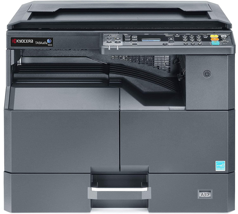 Kyocera Taskalfa 1800 Monochrome Multi Function Laser Printer Image
