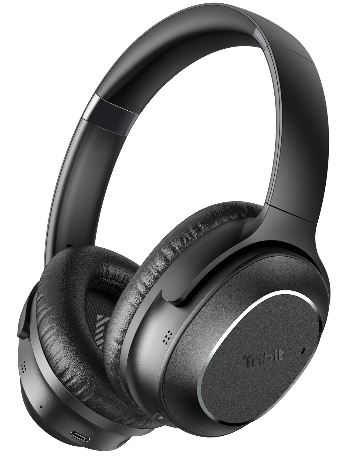 Tribit QuietPlus 72 Bluetooth Headphones Image