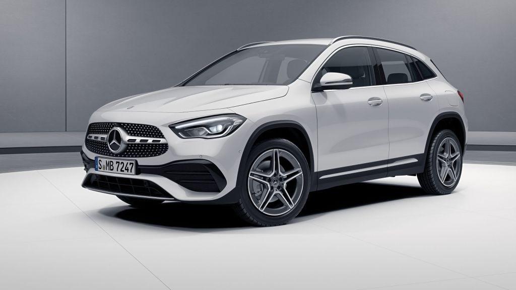 Mercedes Benz GLA 2021 Image