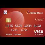 ICICI Bank Visa Credit Card