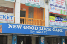 New Good Luck Cafe - SR Nagar - Hyderabad