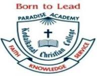 Kodaikanal Christian College-Kodaikanal