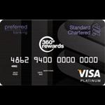 Standard Chartered Visa Credit Card