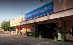 Rajkot, India (RAJ) Airport