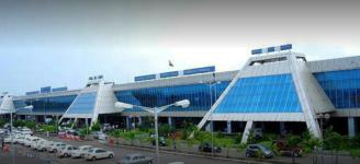 Calicut, India (CCJ) Airport