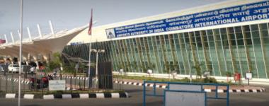 Coimbatore, India (CJB) - Peelamedu Airport