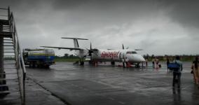Dibrugarh, India (DIB) - Chabua Airport