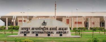 Jaipur, India (JAI) - Sanganeer Airport