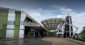 Tiruchirapally, India (TRZ) Airport