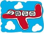 Flying Comfortable
