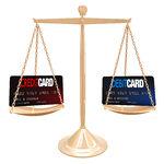 Debit Vs. Credit Cards
