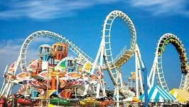 Entry Charges of Amusement Parks