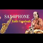 Kadri Gopalnath - Saxophone