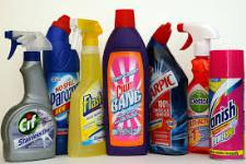 General Tips on Household Cleaners