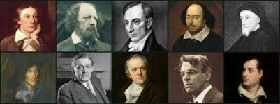Ten Best Authors / Poets