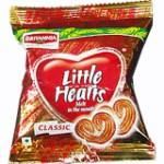 Britannia Little Hearts Biscuits