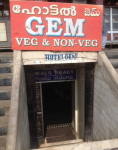 Gem Restaurant - Railway Station Road - Secunderabad