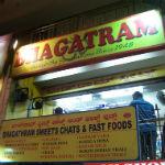 Bhagatram Sweets - Commercial Street - Bangalore