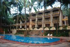 Bambolim Beach Resort - Goa