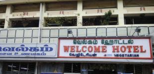 Welcome Hotel - Purasawalkam - Chennai