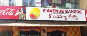 Fifth Avenue Restaurant - Sainikpuri - Secunderabad