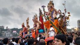 Tips on Ganapati Procession in Mumbai