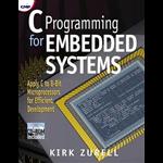 C Programming for Embedded Systems - Kirk Zurell