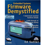 Embedded Systems Firmware Demystified - Ed Sutter