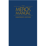 Merck Manual of Diagnosis and Therapy, The - Mark H. Beers