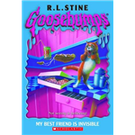 My Best Friend Is Invisible - R L Stine
