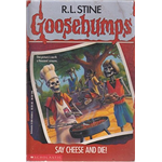 Say Cheese and Die! - R L Stine