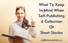 Tips on Publishing a Collection of Short Stories
