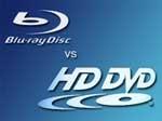Blue Ray DVD vs HD-DVD