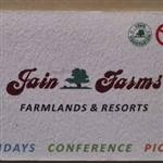Jain Farms - Bangalore