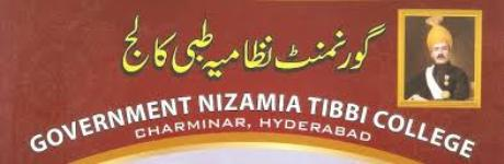 Government Nizamia Tibbi College-Hyderabad