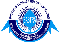 Shanmugha Arts Science Technology and Research Academy-Thanjavur