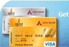 Axis Bank Visa Credit Card
