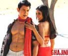 Ghajini Songs - Hindi