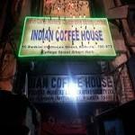 Indian Coffee House - College Street - Kolkata