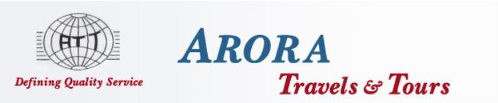 Arora Travels and Tours - Ambala