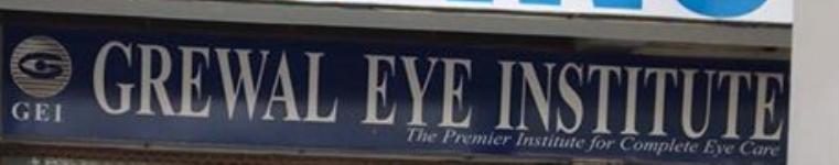 Grewal Eye Institute - Chandigarh