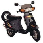 Kinetic Honda Dx Zx 100