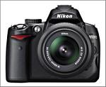 Canon DSLR D5000