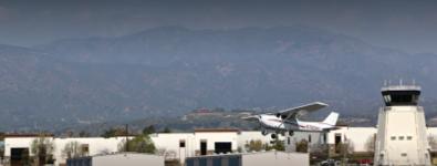La Verne, CA, USA (POC) - Brackett Field