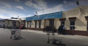 Leh Airport, India (IXL) Leh