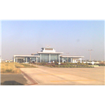 Porbandar Airport, India (PBD) Porbandar